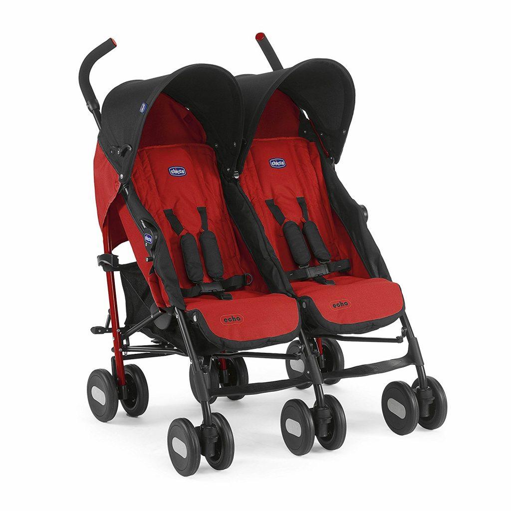 Chicco Echo Twin silla de paseo gemelar